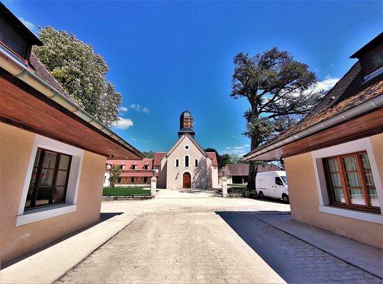 Abbaye  de Saint-Michel-en-Brenne