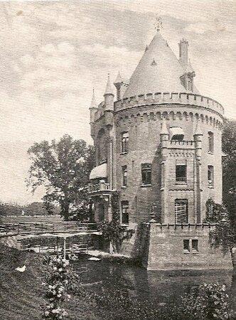 Ansichtkaart, omstreeks 1905