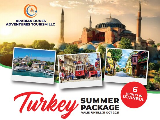 Turquia: Catch our latest summer promotional package to Turkey!!! Valid until October 2021 *6 Night's Accommodation with local Breakfast *Return Airport Transfer *Istanbul City Tour *Bursa City Tour *Princess Island Tour *Dinner Cruise on Boat.