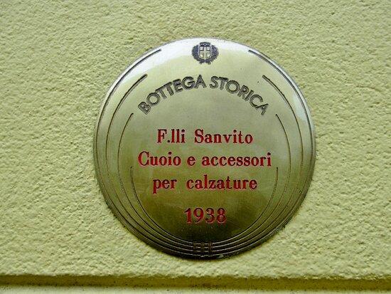 Bottega Storica F.lli Sanvito