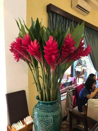 at Chay Garden - indoor
