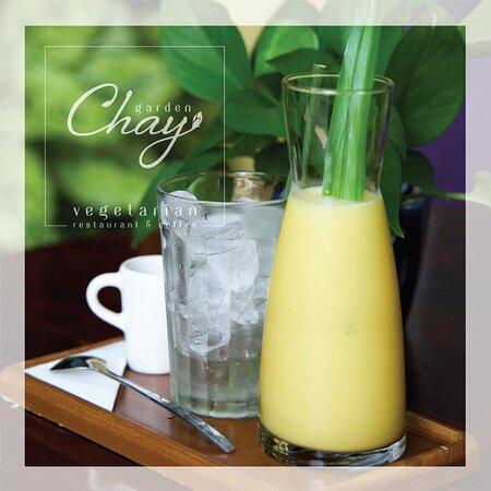 Chay Garden's drink