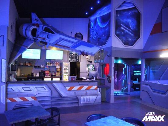 Lasermaxx Tours
