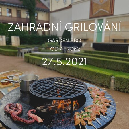 Treat yourself to a special summer experience like no other, a delicious barbecue, unlimited consumption with a two-hour wine package, and all in a spacious garden with a quiet monastic atmosphere, away from any city bustle.
