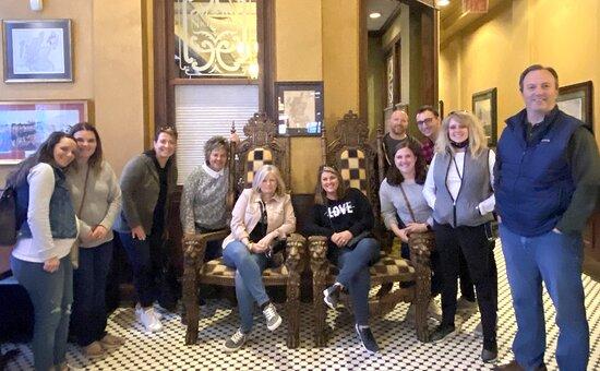 Cincinnati Streetcar Food Tour With Findlay Market: PVM HR OUTING