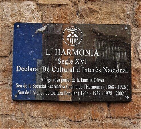 L'harmonia