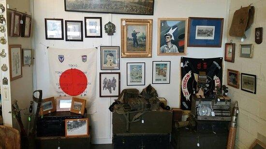 Buchanan's Antiquities And Militaria