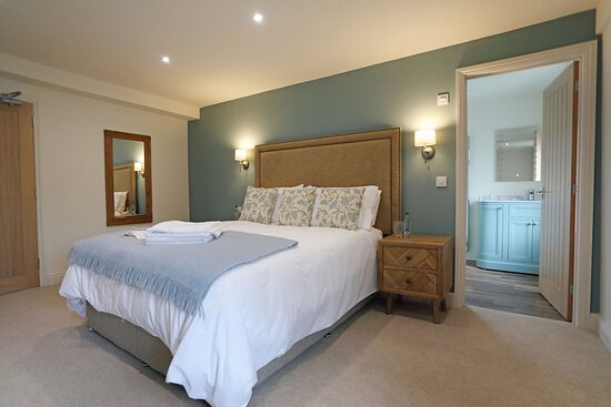 Double Bedroom at The Rising Sun, Coltishall