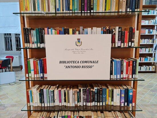 """Biblioteca Comunale """"Antonio Russo"""" Francavilla al Mare"""