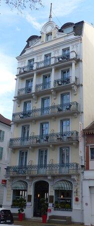 Hotel les Nations, Vichy