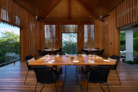 Private dining room for up to 20 guests