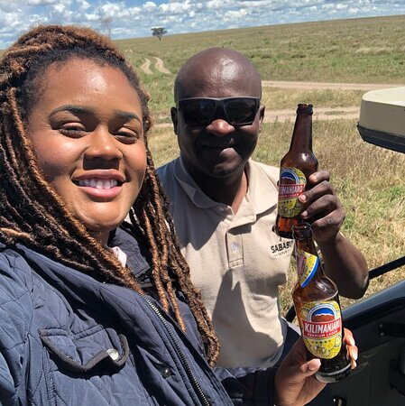 Thank You Sababu Safaris! This trip literally changed my life perspective 😍 I cannot imagine a better way to experience Africa for the first time! The safari gaming adventures were so magical, to see all the animals up close and personal was truly breathtaking. It was so enlightening to learn about the Maasai culture and make connections with so many beautiful families. Gifting the solar lights was so amazing to even be apart of their life in the slightest way. God bless Tanzania!