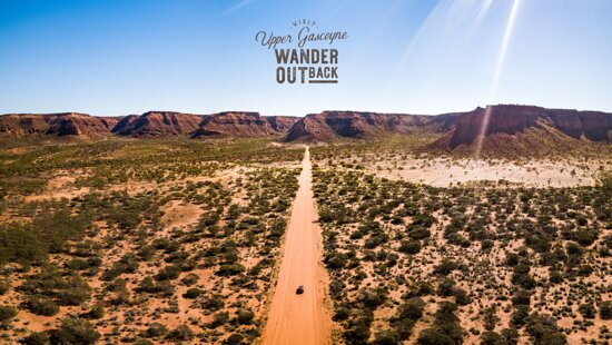 The Gascoyne Junction Information Centre is the start of your #wanderoutback.   Gascoyne Junction is where the Gascoyne and Lyons River's meet.  It is also the gateway to both the Kennedy Range and Mount Augustus National Park.