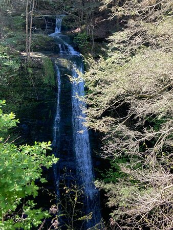 Rainbow Falls and other views