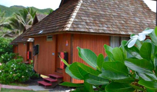 Ua Pou, Polynesia thuộc Pháp: отель