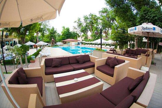 Aqua Bar Lounge