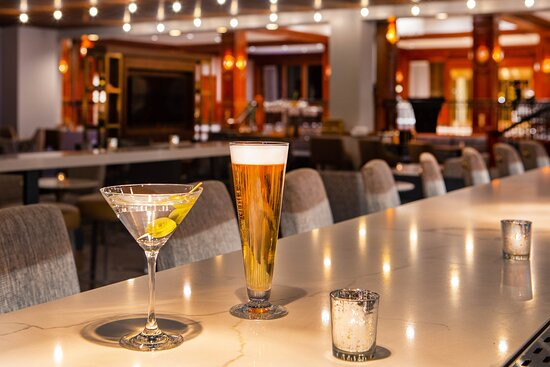Veranda Lounge - Cocktails