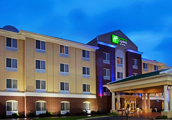 Holiday Inn Express & Suites Chicago South Lansing Hotel Exterior