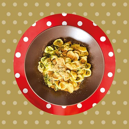 Molfetta, Italy: Food made in Puglia