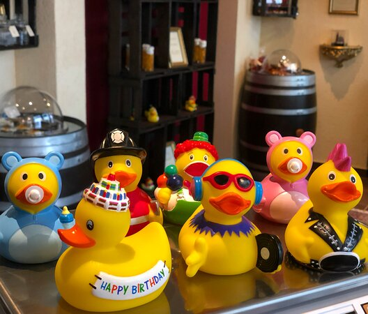 Some of our Ducks :-)