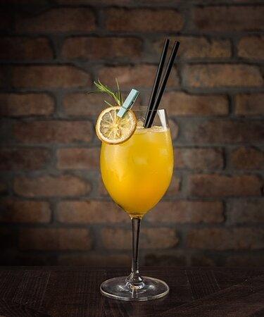 Цитрусовый коктейл