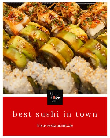 Kisu - Sushi Restaurant Frankfurt - https://kisu-restaurant.de/