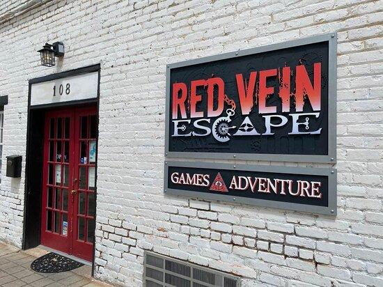 RED VEIN Escape