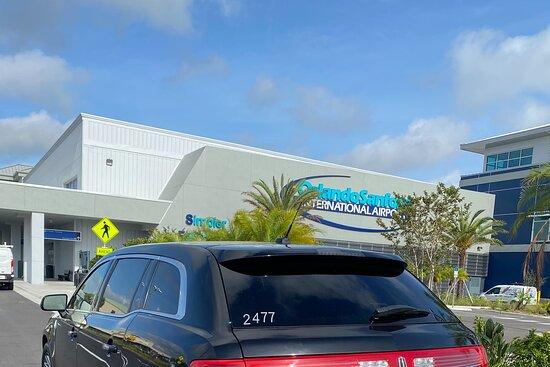 Orlando Airport Transportation in central Florida