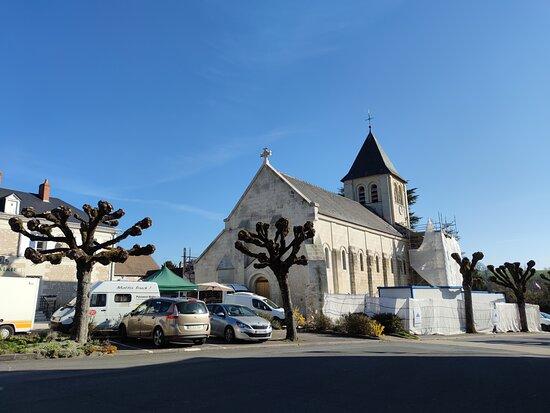 Eglise Saint-martin De Bossay-sur-claise