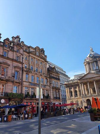 Great architectural styles along Castle Street