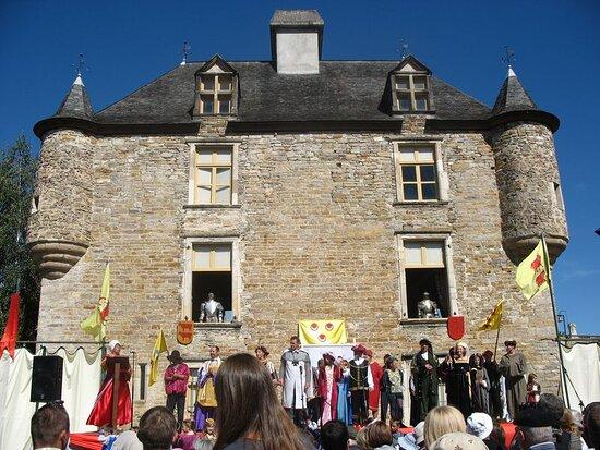 Chateau d'Aren