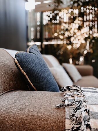 cozy outdoor setting