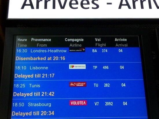 Iberia: atraso real