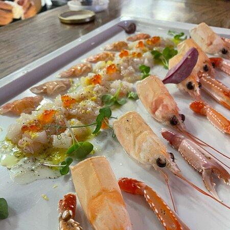 Seafood gastronomy ✅