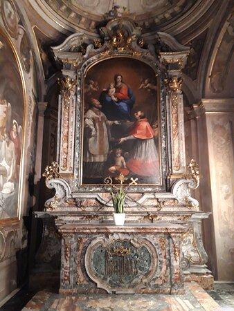 Francesco Nuvolone - La madre di Dio venerata da San Filippo Neri