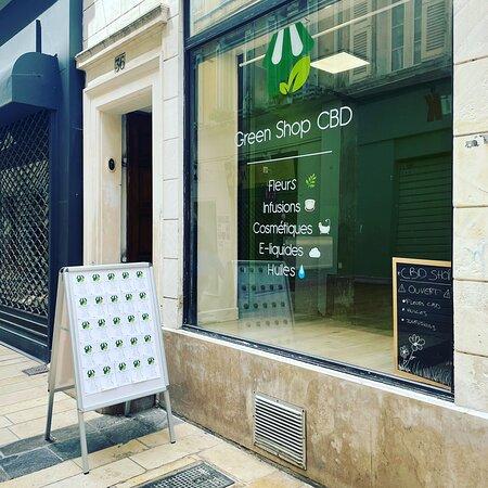 Cbd Avignon Green Shop