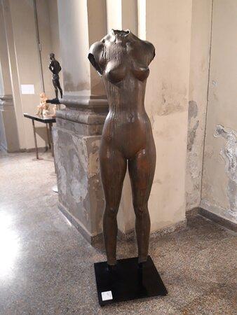 Grande torso femminile