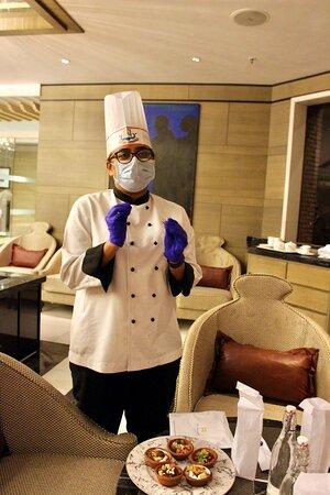 Chef Kavitha