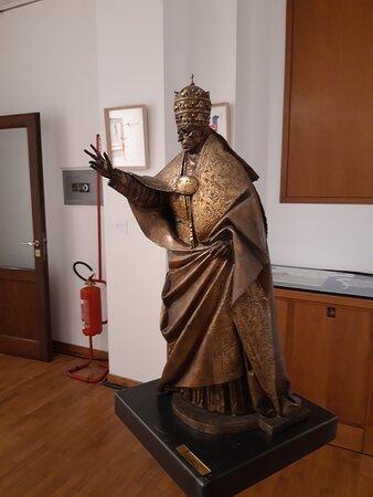 Bozzetto per il monumento a Pio XII