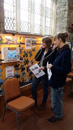 Bampton, UK: Oral history recordings