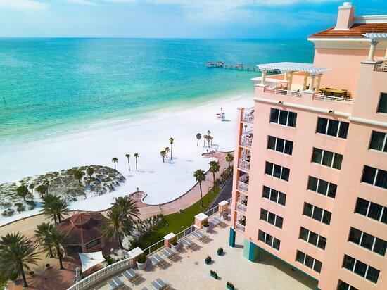 Hyatt Regency Clearwater Beach Resort & Spa, hoteles en Clearwater