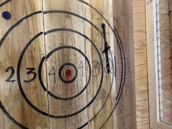Craft Axe Throwing- Twisted Timber