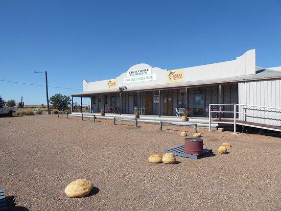McKinlay, Austrália: piti it was closed