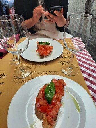 Un pranzo al Top con 10 euro