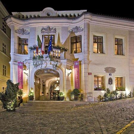 Alchymist Grand Hotel & Spa, hoteles en Praga