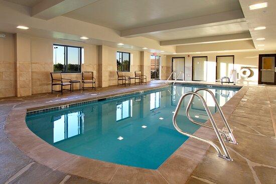 Heated Indoor Pool Open Year Round