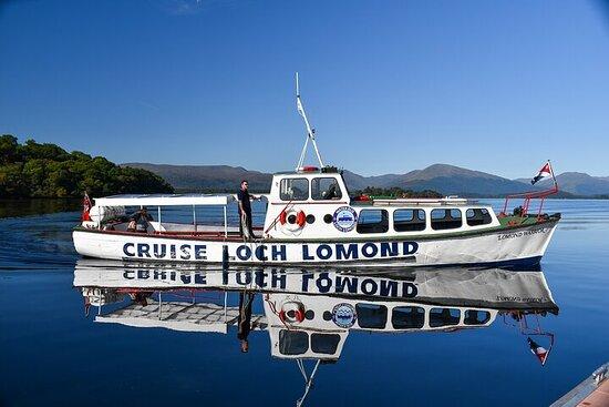 Loch Lomond National Park, Stirling Castle and the Kelpies Tour