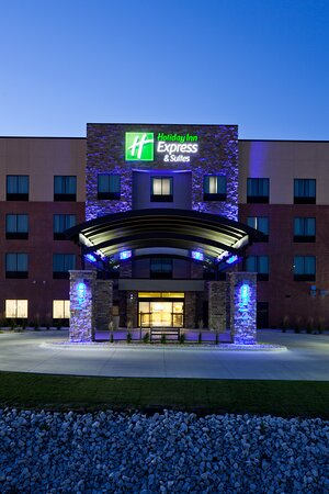 Holiday inn Express: Lodging in Fort Dodge