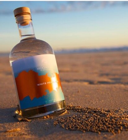 White Pearl gin - Broome, distilled !