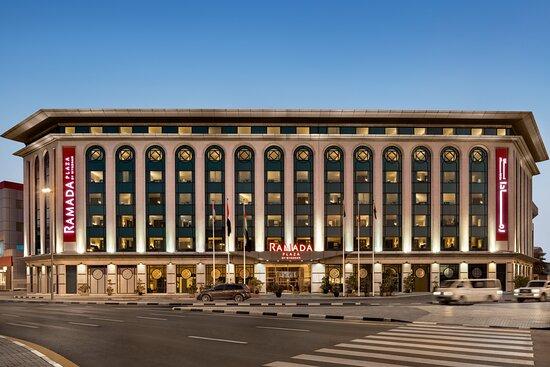 Ramada Plaza by Wyndham Dubai Deira, hôtels à Dubaï